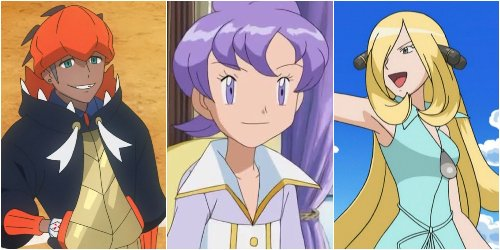 The Strongest Trainers In The Pokemon Anime