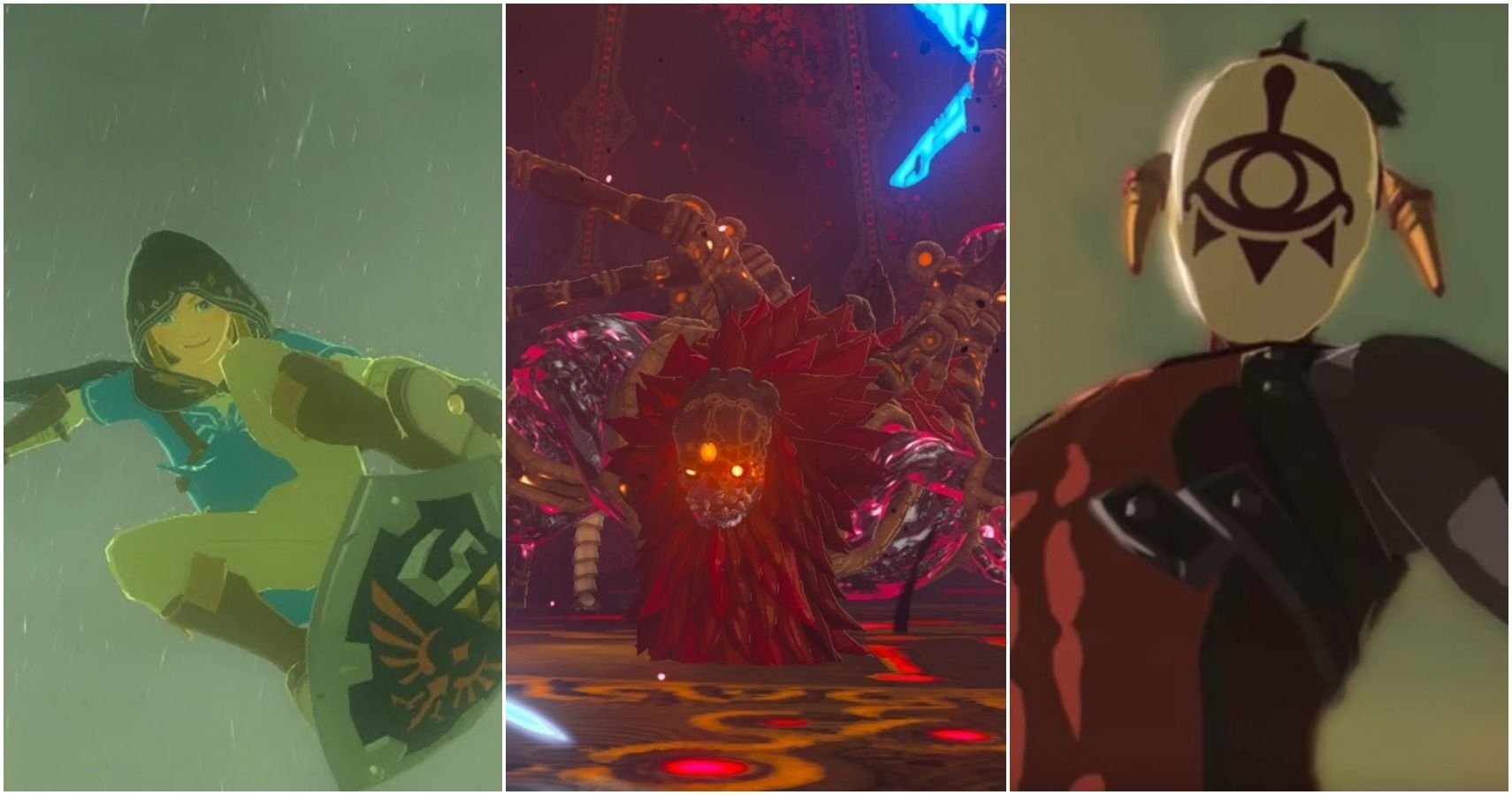 Breath Of The Wild: 15 Best Mods For Realistic Gameplay