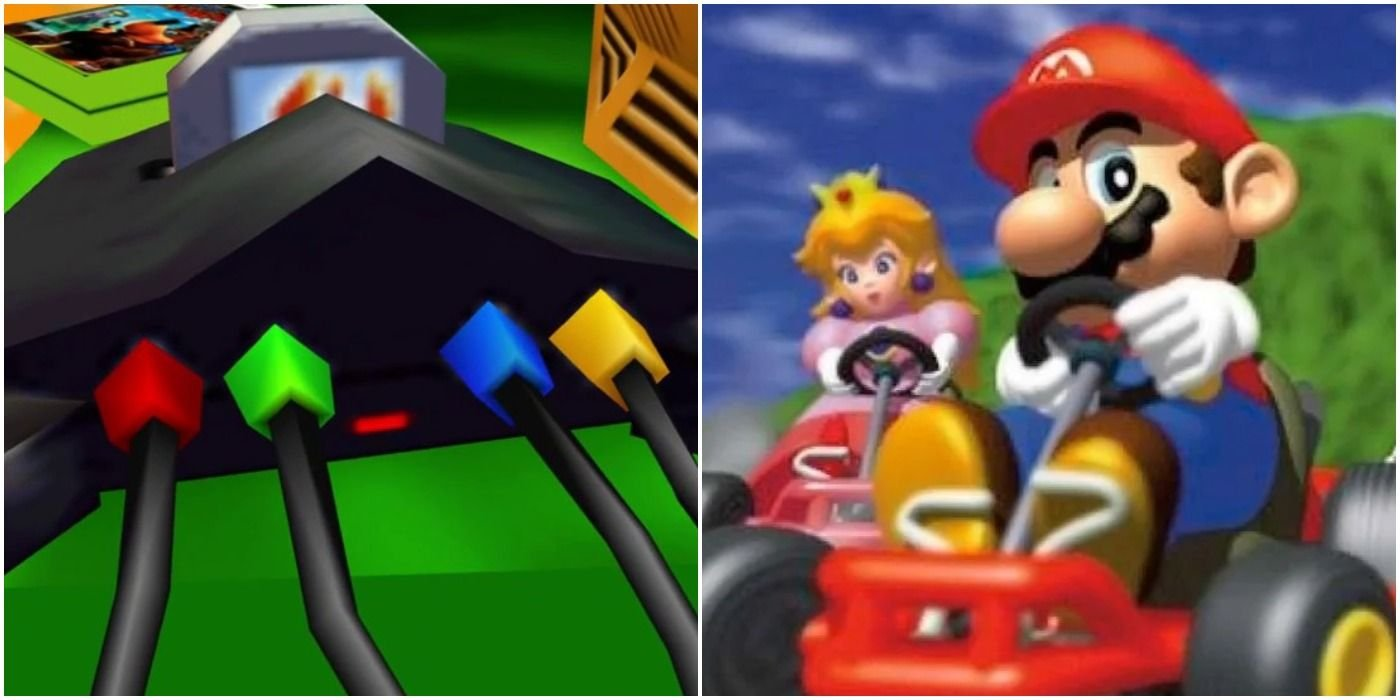 10 Best Classic Split-Screen Games From The 90s