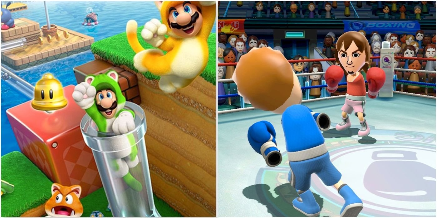 The 15 Best Selling Nintendo Franchises Of All Time, Ranked