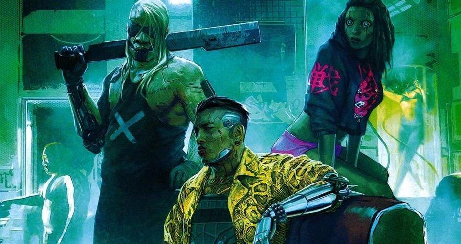 Cyberpunk 2077's Latest Patch Adds More Glitches - cover