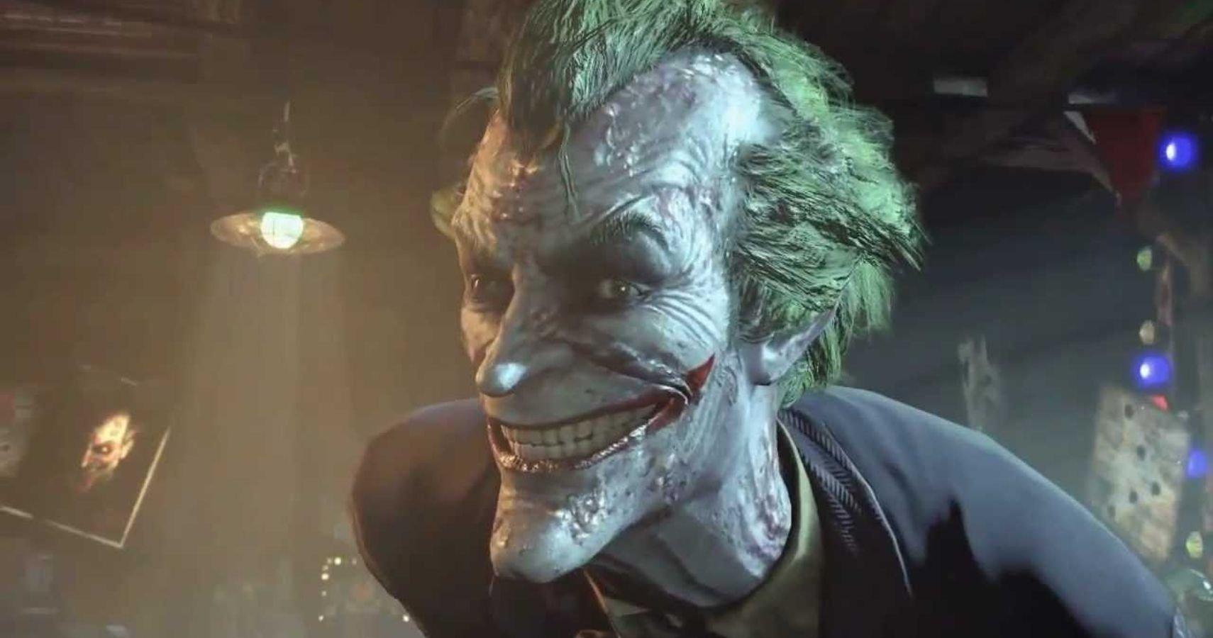 Gaming Community Debates The Best Joker Of All Time