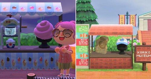 Animal Crossing New Horizons: 15 Best Custom Stall Design Codes For Island Improvement