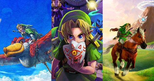 Zelda's 35th Anniversary Could Bring All Of The 3D Games To The Switch