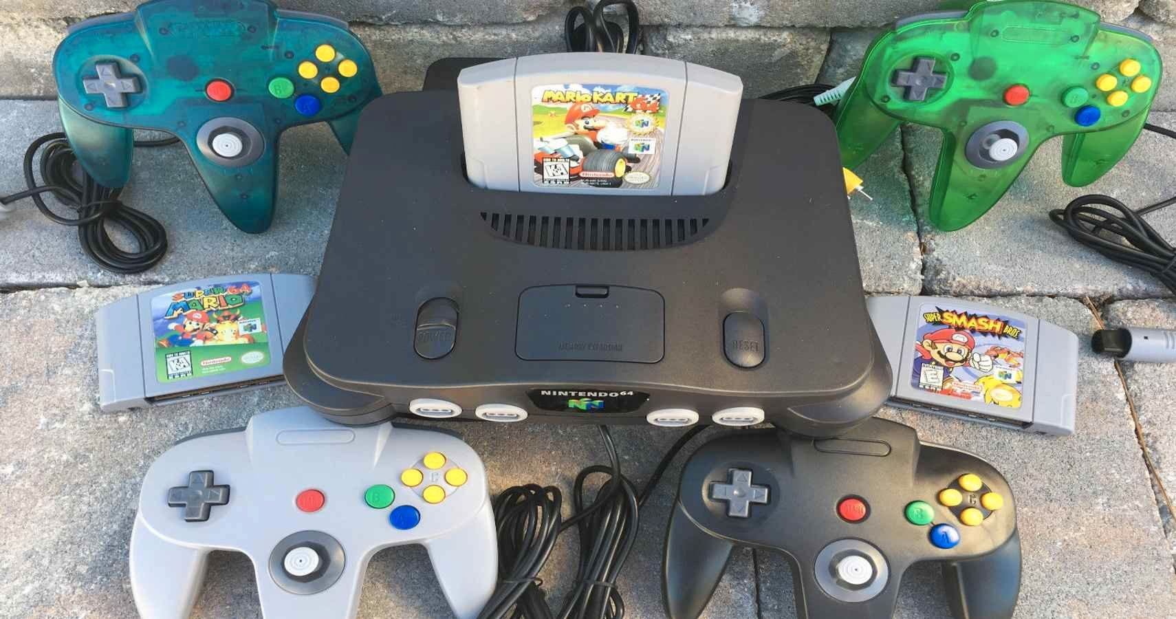10 Rarest N64 Games And How Much They're Worth
