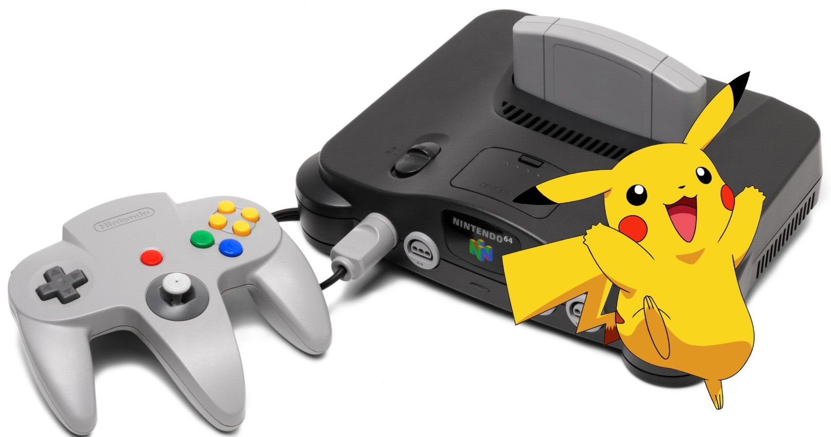 Everything We Know About The Cancelled Pokémon N64 Game
