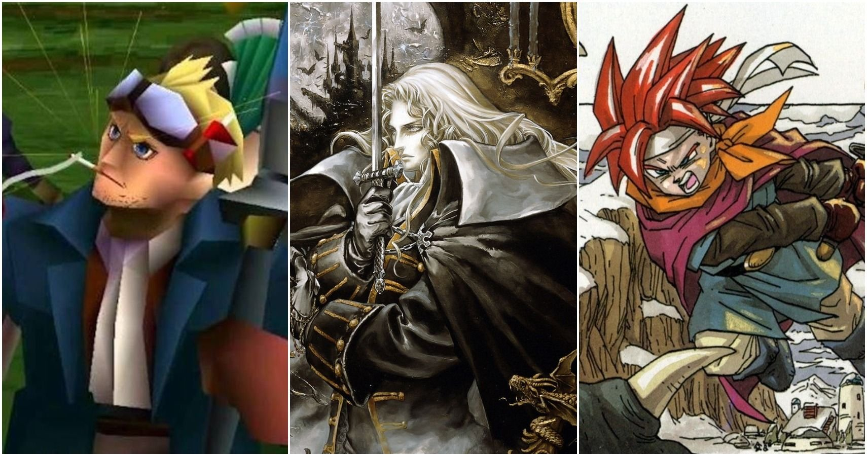 10 Best JRPGs Of The 90s (According To Metacritic)