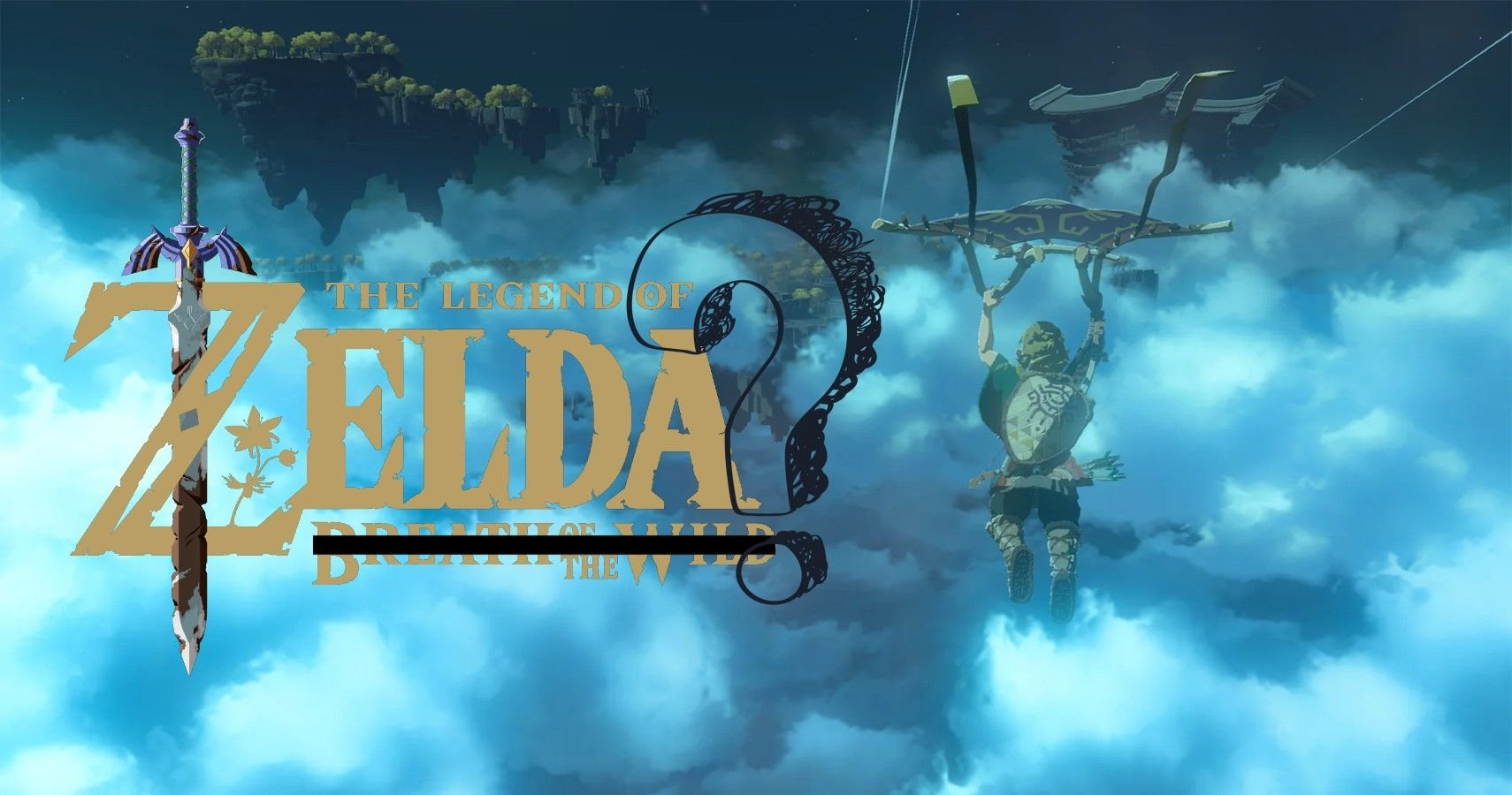 Breath Of The Wild 2's Real Name Is Being Kept Super Secret To Avoid Spoilers