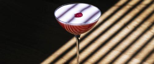 Cocktail of the Week: KOL's Mezcal Clover Club   Gentleman's Journal
