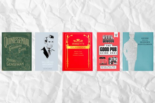 Every man should own these 10 how-to guides and handbooks