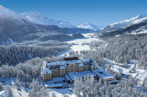 These are the finest ski in-ski out hotels in the world