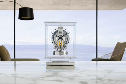 These are the best desk clocks from luxury watchmakers