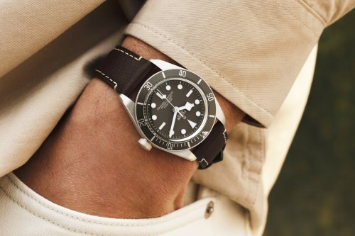 Introducing Tudor's 2021 Black Bay watch collection