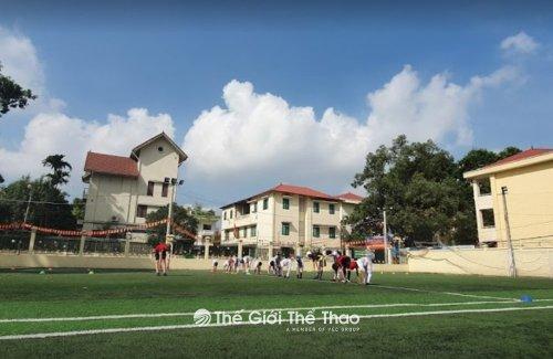 sân bóng Quảng An - Tây Hồ ,Hà Nội