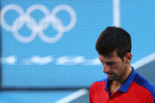 Novak Djokovic's exit at the Tokyo Olympics reminds us that no outcome is guaranteed — even for the very best