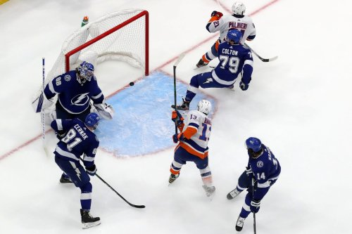 Islanders show the Leafs what might have been