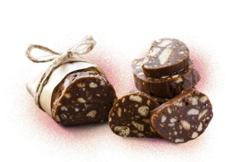 Recipe | Chocolate salami