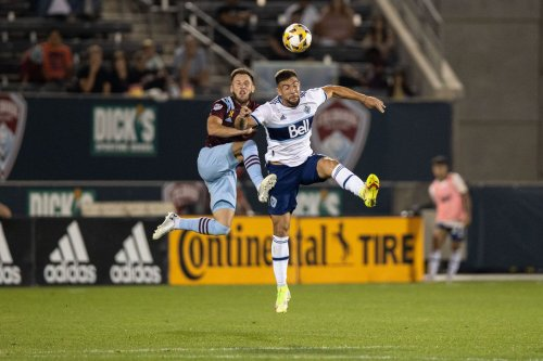 Playoff pressure builds for Vancouver Whitecaps