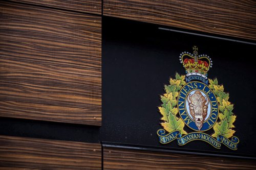 Shots fired before Jeep crashes in Surrey, RCMP say