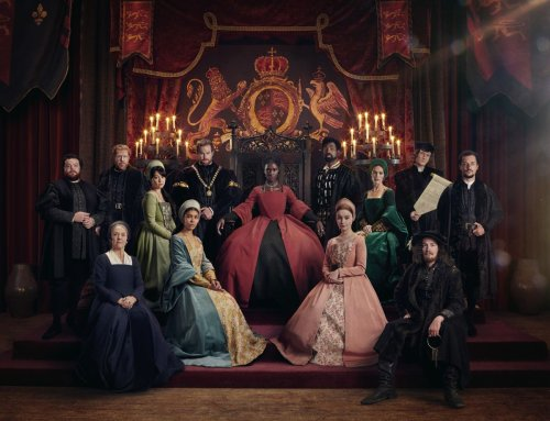 A new take on Anne Boleyn, now airing on Crave, courts controversy
