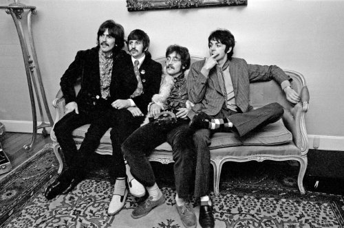 An answer we haven't known for all these years: Who sang the 'ahh' part in the Beatles song A Day in the Life?