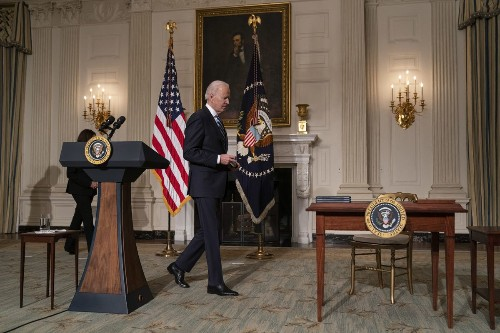 Biden White House rattles the Middle East with another jolt of whiplash