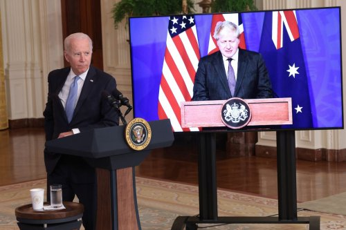 Morning Update: Canadian government surprised by security pact struck by U.S., U.K., Australia, senior officials say
