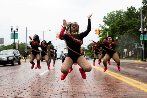 Juneteenth celebrations, recalling end of slavery, marked across U.S.