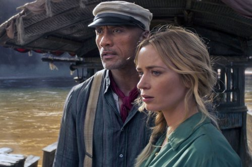 Review: Disney's Jungle Cruise is so crowd-pleasing that its stars' chemistry may have been concocted in a lab