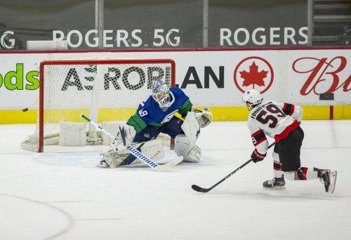 Vancouver Canucks skate past Ottawa Senators, 4-2