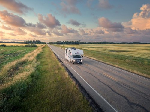 RV pros offer tips for hitting the road for the first time