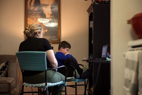 Teachers voice concerns over parents interfering during online classes