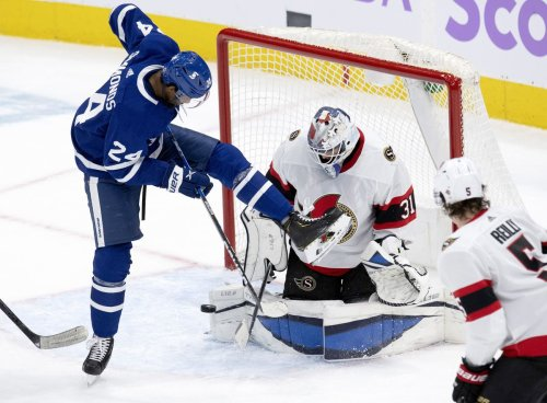 Maple Leafs' final game against Senators will be a tune-up for playoffs