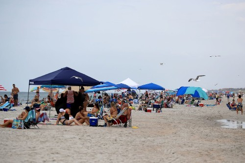 Coronavirus Update: Florida sets single-day record of cases as U.S. celebrates July 4