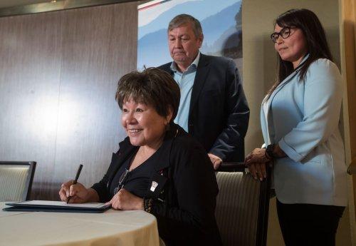 Natural gas firms, Nisga'a Nation unite on $55-billion venture in B.C.