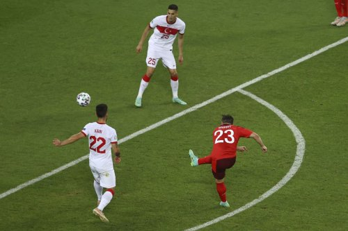 Shaqiri fires Switzerland to win over Turkey 3-1 at Euro 2020