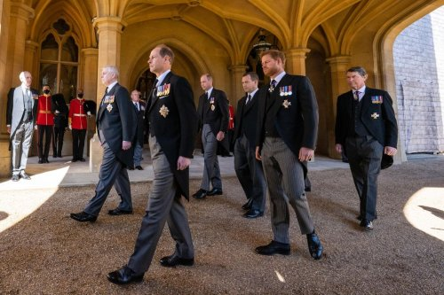 Prince Edward keeps the memory of his father Prince Philip alive through award initiative