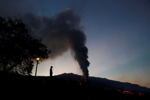 Canaries president says no end in sight to volcanic eruption on Spain's La Palma