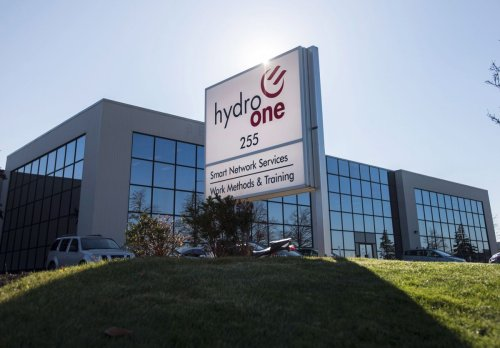 Hydro One's fourth-quarter profit down from year ago as it faced COVID-19 related costs