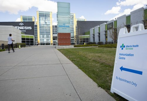 Alberta advisory panel calls for pop-up clinics in communities with barriers to vaccines