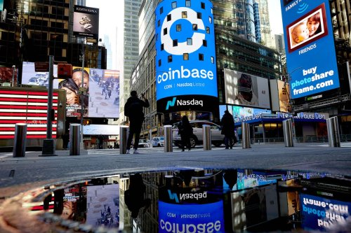 Version One Ventures wins big as Coinbase shares soar in debut