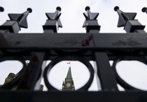 Conservative protest erupts in House of Commons after Liberals invoke rarely used rule to end Bill C-10 debate