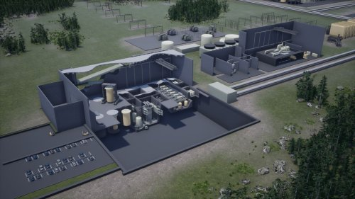 Ottawa invests $20-million in Terrestrial's small nuclear reactor technology