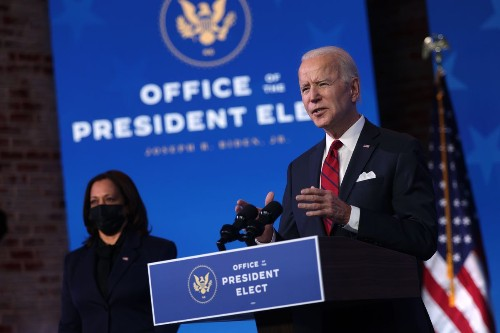 Biden vows to revive a more respectful Africa policy