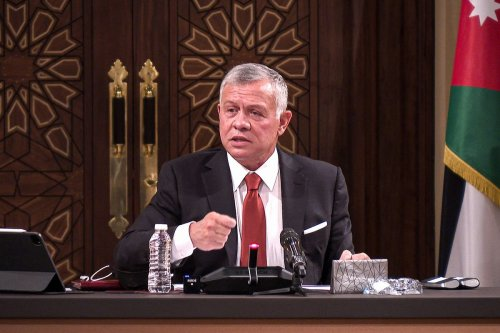 Two confidants of senior Jordan royal charged with sedition