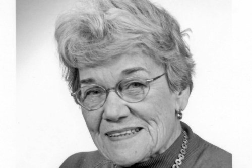 Betty Peterson, 100, devoted her life to the peace movement