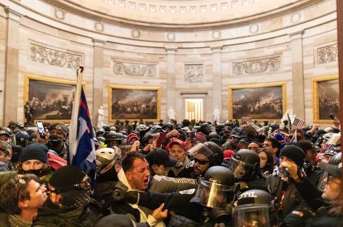 Andrew Coyne: The Trump train reaches its inevitable terminus: violent insurrection