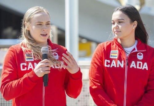 Canadian government grants border exemption for Olympic athlete bubbles