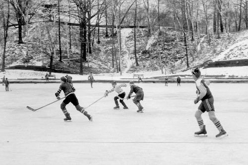 Opinion: Why there's nothing quite like the good old hockey game