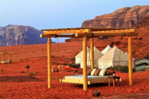 Tourists share tips for travelling through Jordan